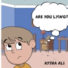 Are You Lying? Cover Image