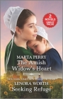 The Amish Widow's Heart and Seeking Refuge Cover Image