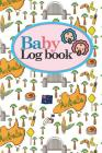 Baby Logbook: Baby Daily Log, Baby Sleep Tracker, Baby Health Log Book, Daily Log Book Baby, Cute Australia Cover, 6 x 9 Cover Image