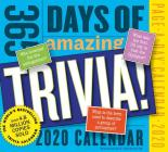 365 Days of Amazing Trivia! Page-A-Day Calendar 2020 Cover Image