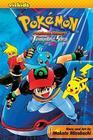 Pokémon Ranger and the Temple of the Sea (Pokémon the Movie (manga) #1) Cover Image