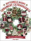 Buttermilk Basin's Ornament Extravaganza: 45 Easy-To-Stitch Designs! Cover Image