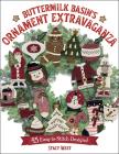 Buttermilk Basin's Ornament Extravaganza: 45 Easy-To-Stitch Designs! Cover Image