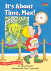 It's about Time, Max! (Math Matters) Cover Image