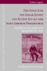 Der Ewige Jude Von Edgar Quinet Und Eugène Sue Auf Dem Index Librorum Prohibitorum: Zerrbild Seiner Selbst Und Spiegelbild Der Zeit Cover Image