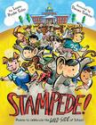 Stampede!: Poems to Celebrate the Wild Side of School Cover Image