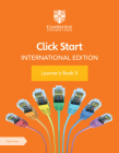 Click Start International Edition Learner's Book 5 with Digital Access (1 Year) [With eBook] Cover Image