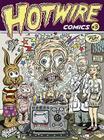 Hotwire Comics #3 Cover Image