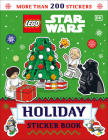 LEGO Star Wars Holiday Sticker Book (Ultimate Sticker Book) Cover Image