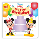 Disney Baby My First Birthday Cover Image