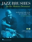 Jazz Brushes for the Modern Drummer Cover Image