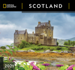 Cal 2021- National Geographic Scotland Wall Cover Image