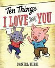 Ten Things I Love about You Cover Image