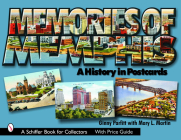 Memories of Memphis: A History in Postcards (Schiffer Book for Collectors) Cover Image