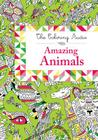 Amazing Animals (The Coloring Studio #2) Cover Image