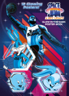 Space Jam: A New Legacy: Glow-in-the-Dark Poster Book (Space Jam: A New Legacy) Cover Image