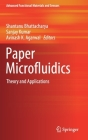 Paper Microfluidics: Theory and Applications Cover Image