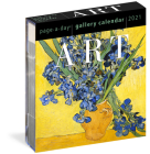 Art Page-A-Day Gallery Calendar 2021 Cover Image