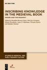 Inscribing Knowledge in the Medieval Book: The Power of Paratexts (Studies in Medieval and Early Modern Culture #66) Cover Image