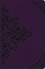 ESV Value Compact Bible (Trutone, Lavender, Filigree Design) Cover Image