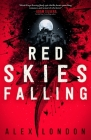 Red Skies Falling (The Skybound Saga #2) Cover Image