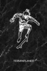 Terminplaner: Skateboard Liebhaber Kalender Skater Geschenkidee Terminkalender - Skateboardfahrer Wochenplaner Skater Wochenplanung Cover Image