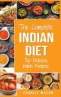 Indian Cookbook: Indian Recipe Indian Cuisine Cookbook Best Indian Cookbook Easy Indian Recipes: Indian Curry Indian Cookbook Cover Image