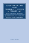 An Introduction to the Comparative Study of Private Law Cover Image