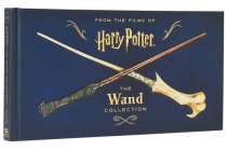 Harry Potter: The Wand Collection (Book) Cover Image