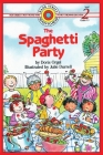 The Spaghetti Party: Level 2 (Bank Street Ready-To-Read) Cover Image