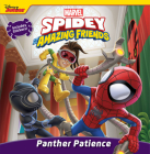 Spidey and His Amazing Friends Panther Patience Cover Image