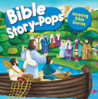 Amazing Bible Stories: 3 fantastic stories Cover Image