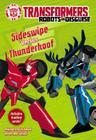 Transformers Robots in Disguise: Sideswipe Versus Thunderhoof Cover Image