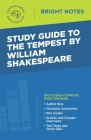 Study Guide to The Tempest by William Shakespeare Cover Image