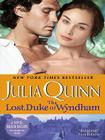 The Lost Duke of Wyndham Cover Image