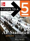 5 Steps to a 5: AP Statistics Cover Image