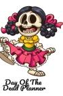 Day Of The Dead Planner: Til Death Do Us Part Groom Bride Gothic Sugarskull Guest Wedding Planning Notebook - 8