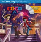 Coco Read-Along Storybook and CD Cover Image