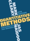 Quantitative Methods: Mathematics for Business Cover Image