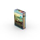 The Oregon Trail Trailblazer (paperback boxed set plus decals) Cover Image