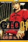 GTO: 14 Days in Shonan, Volume 1 (Great Teacher Onizuka #1) Cover Image