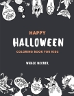 Haappy Halloween: Coloring Book for Kids Cover Image