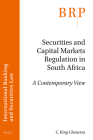 Securities and Capital Markets Regulation in South Africa: A Contemporary View (Brill Research Perspectives) Cover Image