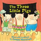 The Three Little Pigs (Reading Railroad Books) Cover Image