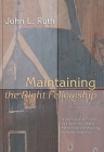 Maintaining the Right Fellowship Cover Image