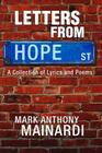 Letters from Hope Street: A Collection of Lyrics and Poems Cover Image