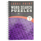 Large Print Word Search Puzzles: Volume 2 Cover Image