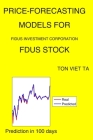 Price-Forecasting Models for Fidus Investment Corporation FDUS Stock Cover Image