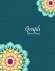 Graph Memo Book: Graph Ruled Paper Notebook, Squared Graphing Paper, Blank Quad Ruled, Composition Books, Journal Diary, 8.5 x 11, 100 Cover Image