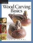 Wood Carving Basics (Fine Woodworking DVD Workshop) Cover Image